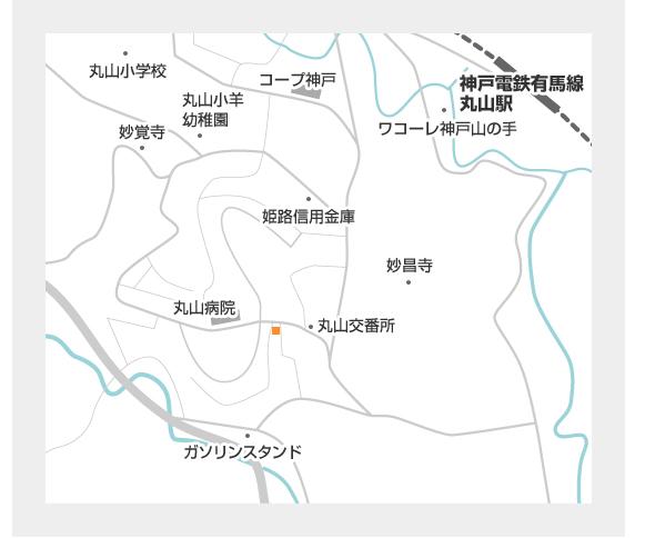 エクステリア森田地図